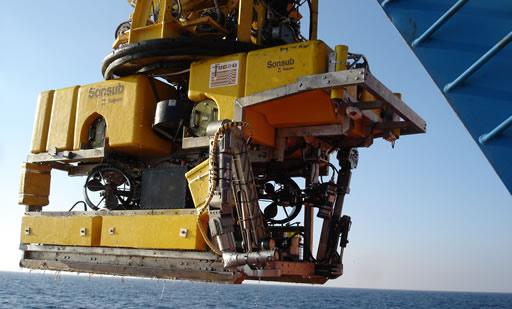 Subsea ROV